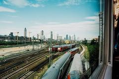 """""""i'm not the type to say i told you so; i think the hardest part of holding on is letting it go."""" (p.o.d.) (lina zelonka) Tags: frankfurtammain ffm linazelonka hessen hesse frankfurt frankfurthbf hbf hauptbahnhof train railway zug bahn deutschebahn travel wanderlust city urban traintracks schienen gleise skyline nikond7100 18105mm deutschland germany europe"""