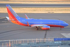 N700GS (LAXSPOTTER97) Tags: southwest airlines boeing 737 737700 n700gs cn 27835 ln 4 aviation airport airplane kpdx