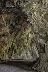 cathedral cave (seth2252013) Tags: hdr lakedistrict nationalpark langdale cave mining