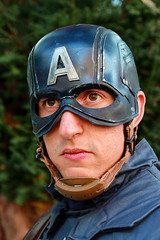 Invasion Colchester 2018 LVI (Lee Nichols) Tags: invasioncolchester2018 canoneos600d cosplay cosplayers costume costumes comiccon photomatix photoshop handheldhdr hdr highdynamicrange invasioncolchester captainamerica portrait