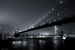 Booklyn (alfapegaso) Tags: night brooklyn new york bridge ponte