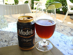 Modelo Negra (knightbefore_99) Tags: mexican mexico great food awesome tasty best tropical quintanaroo sol sun cerveza modelo negra beer pivo can