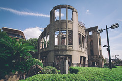 Hiroshima - Genbaku Dōmu (flrent) Tags: genbaku dome hiroshima bomb japan japon ville city ruines ruins memorial paix bombe atomique atomic domu 原爆ドーム peace