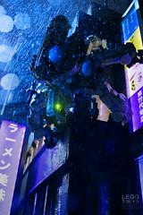 LEGO TOKYO - メカ (Shobrick) Tags: lego tokyo tank ghost shell shobrick cole blaq scifi science fiction ww3 future 5d diorama cyberpunk kojima metal gear solid canon cinema cinematography practical effect japan japonese army military fighting artificial intelligence mecha