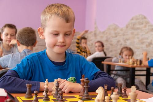 Grand Prix Spółdzielni Mieszkaniowej w Szachach Turniej VII-53