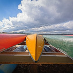Canoes and Clouds thumbnail