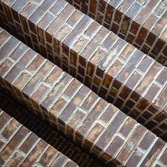 Bricks (coastwalker) Tags: abstrakt bricks fassade klinker lübeck square coastwalker abstract lines