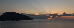 Sunrise and Ayu-Dag mountain (Maksim Likhoded) Tags: crimea hurzuf sunrise ayudag mountain sunset sun clouds cloudporn mountains крым гурзуф закат восход облака гора горы море черное black sea morning утро