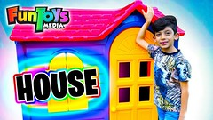 Jason and Brother Pretend Play with Playhouse for kids (Hoàng Đồng) Tags: children forkids funny funnyvideo kids kidsplay kidsplaying kidstoys kidsvideo play playhouse playhouseforkids playing videosforkids