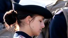 Ecole des Mousses Brest (patrick_milan) Tags: portraits gurl fille femme woman uniform hat chapeau marine face