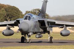 "Panavia Tornado GR4 ZD716/084 ""PRIMUS 02"" - Royal Air Force - RAF Marham, October 2018 (StrikeEagle492) Tags: panaviatornado tornadogr4 gr4 tonka raf royalairforce marham rafmarham norfolk kingslynn canoneos50d canonef70300mmlis zd716"