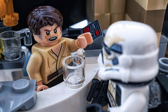 After the Incident (Gary Burke.) Tags: cantina moseisley bar tatooine tavern wuher stormtrooper outerrim lego starwars movie lucasfilm scifi film sciencefiction legofigures minifigures lucas character lucasfilms toy legominifigures toys toyphotography legophotography legobricks sony a6300 mirrorless sonya6300 macro klingon65 garyburke empire imperial soldier villain evil armor military imperialstormtrooper galacticempire bartender barkeep longexposure sandtrooper