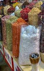 Spices, spice souk, Dubai (mpoutside) Tags: dubai spices street market unitedarabemirates ae