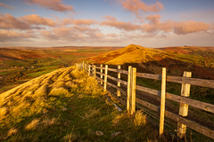 View from Mam Tor, Peak District(2) (S.R.Murphy) Tags: autumn castleton derbyshire landscape mamtor oct2018 peakdistrict leefilters sunset fujifilmxt2 grass sky field fujifilmxf1024mm england unitedkingdom leefilter lee06ndgrad