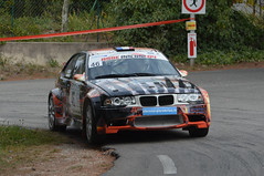 BMW Compact - S. Arnoux (jfhweb) Tags: jeffweb sportauto sportcar racecar voiturederallye rallycar voituredecourse courseautomobile rallye rally rallyedelastebaume stebaume stebaume2018 plandaups 33èmerallyedelasaintebaume saintebaume coutronne bmw compact arnoux