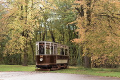 DSC_0153 (WT_fan06) Tags: heaton park tramway museum heritage vintage old nature retro green yellow orange contrast nikon d3400 dslr photography trees hull 96 7dwf flickr coth5 light manchester
