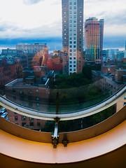 Porthole - NYC (verplanck) Tags: window porthole vanishingnewyork manhattan architecture chelsea thehighline