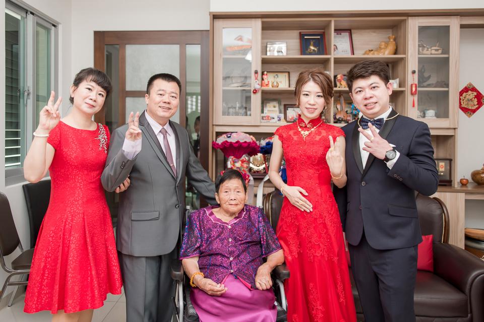 台南婚攝 海中寶料理餐廳 滿滿祝福的婚禮紀錄 W & H 066