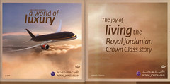 The joy of living the Royal Jordanian Crown Class story; 2015, Boeing 787 Dreamliner (World Travel Library - The Collection) Tags: royaljordanian الملكيةالأردنية jordanian airlines 2015 airtoair flying boeing b787 dreamliner boeing787 aircraft airplane plane flugzeug text brochure airlinesbrochurefrontcover frontcover aviation world travel library center worldtravellib papers prospekt catalogue katalog flug air airtransport transport holidays tourism trip vacation photos photo photography pictures images collectibles collectors collection sammlung recueil collezione assortimento colección ads online gallery galeria magazine documents dokument broschyr esite catálogo folheto folleto брошюра broşür