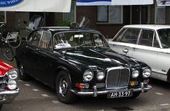 1968 Jaguar 420 (rvandermaar) Tags: 1968 jaguar 420 jaguar420 sidecode1 import ah3397 rvdm