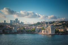 Bophorus Strait and Ortaköy Moscue (Vision Undres) Tags: bosphorus ortaköymosque ortaköy mosque istambul downtown strait turquie türkiye turkey architecture istanbul bridge outdoor waterfront