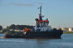Fairplay 31 (Hugo Sluimer) Tags: hetscheur scheur waterweg portofrotterdam port haven onzehaven nlrtm zuidholland holland nederland