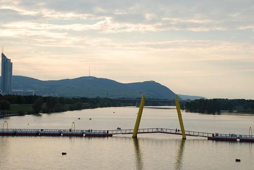 Bridge in Vienna ©  Andrey