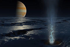 Early Morning on Europa (Galactic Dreamer) Tags: glory beautiful light sunset sundown sunlight starlight ocean tree grass landscape sky planet planets universe telescope astronomer astronaut galactic dreams dreamtime fantasy horizon sun nebula creation alien ufo space spacecraft spaceship star journey god spirit discovery cosmos kosmos science big bang panorama comet solar system station creature meteor nature atmosphere heaven heavens blur road people night lunar macro sand mountain rock photo mars jupiter saturn venus uranus moon moons titan animal water city painting snow