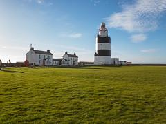 Hook Lighthouse, Ireland (fabianwalden) Tags: ireland fall autumn lighthouse atlantic ocean peninsula