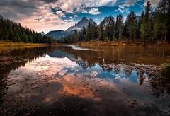 Lago d'Antorno (Croosterpix) Tags: landscape nature lake lago dolomiti dolomites italy südtirol mountain reflection sony a7r nikkor1835