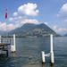 Lake Lugano and Monte Brè