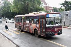 Yangon Bus Service YGN 9D-2502 (Howard_Pulling) Tags: yangon bus buses burma ragoon myanmar burmese