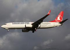 B737-800_TurkishAirlines_TC-JVZ (Ragnarok31) Tags: boeing b737 b738 b738wl b737800 b737800wl thy turkish airlines tcjvz