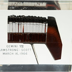 Gemini 8 Flown Large Heat Shield Transverse Segment thumbnail