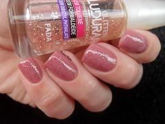 Top Beauty - Espanhola + Ludurana - Fada (Barbara Nichols (Babi)) Tags: topbeauty tb espanhola fada ludurana glitter rosa esmalterosa pink pinknailpolish pinknails pinkglitter