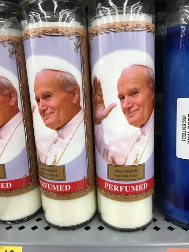 Odor of Pope