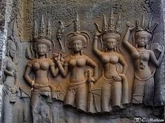 180726-124 Détails des murs (clamato39) Tags: angkor angkorwat cambodge cambodia asia asie voyage trip temple religieux religion sculpture historique historic history patrimoine