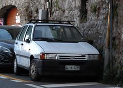 1993 Fiat Uno 45 1.0 i.e. (rvandermaar) Tags: 1993 fiat uno 10 ie fiatuno 45 rvdm