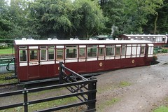 L&BR coach No. 16 (John Neave) Tags: lyntonbarnstaplerailway railway locomotive woodybay