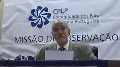 Conferência de Imprensa - Comunicação Preliminar de Constatações (50) (Comunidade dos Paises de Lingua Portuguesa) Tags: cplp moçambique observação eleições autárquicas