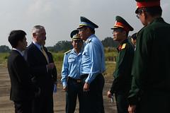 181017-D-BN624-0057 (Secretary of Defense) Tags: ussecretaryofdefensejamesnmattis jamesnmattis jamesmattis jimmattis vietnam dioxin bienhoaairbase