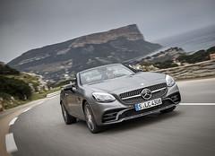 Mercedes Benz nâng cấp dòng SLC không như tin đồn khai tử (germanycar) Tags: car mercedes mercedesbenz automotive auto