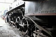 I_B_IMG_0549 (florian_grupp) Tags: asia myanmar burma train railway railroad myanmarailways southeast metergauge metregauge 1000mm diesel locomotive pyuntaza scrap yard yb yd yc