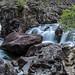 Waterfall at zinc mine Allmannajuvet I
