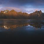 Vestrahorn mountain thumbnail