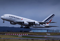 Air France Airbus A380-861 F-HPJA (Florian GIORNAL) Tags: air france airbus a380861 fhpja lfpg paris roissy charles de gaulle avgeek aviation aviationphotography aircraft airport aeroport airliner airlines spotting spotter take off décollage big plane