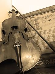 grandpa violin