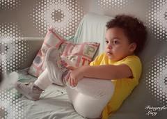 The Age of Innocence. (habanera19) Tags: pequeña adorable bonita relax beautiful cataluña españa chinrdren barcelona innocence