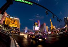 Vegas Baby - The Strip -Las Vegas NV_2 (peterfoulds1) Tags: vegas traffic signs