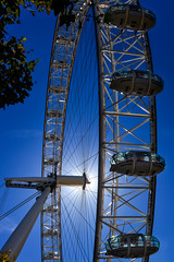 The London eye (radonracer) Tags: london the eye